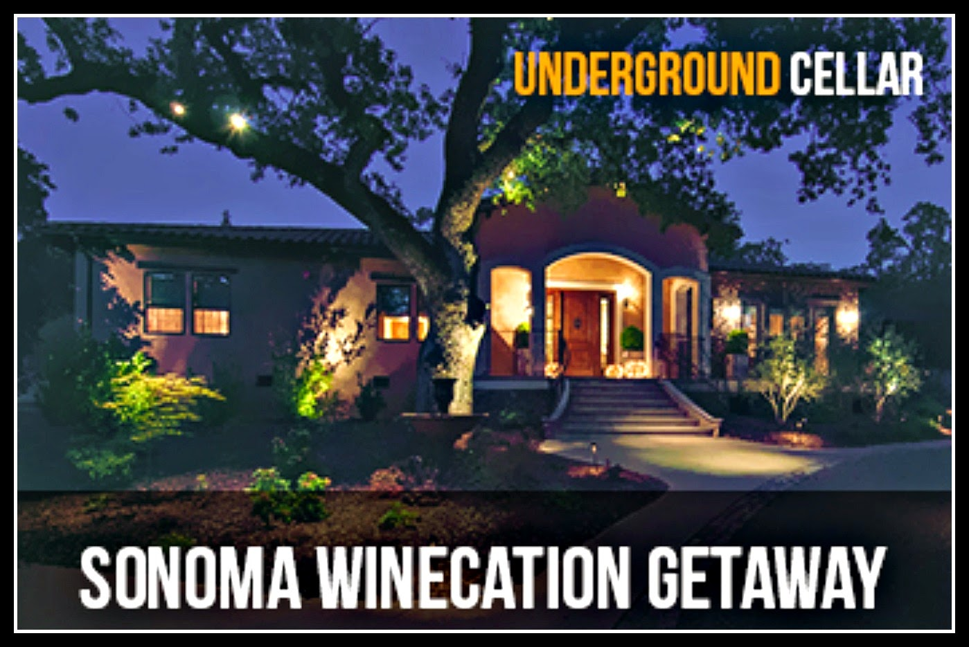 Sonoma Winecation Giveaway