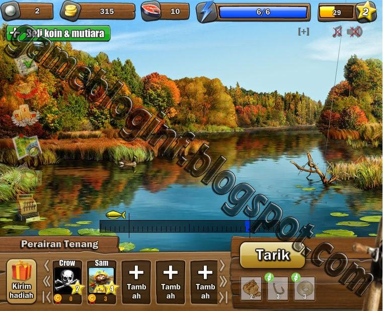 Go Fishing Hack Instant Catch Fish Update