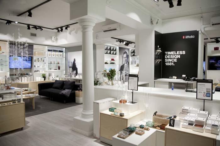 Iittala, Flagship Store, Helsinki, Finlandia