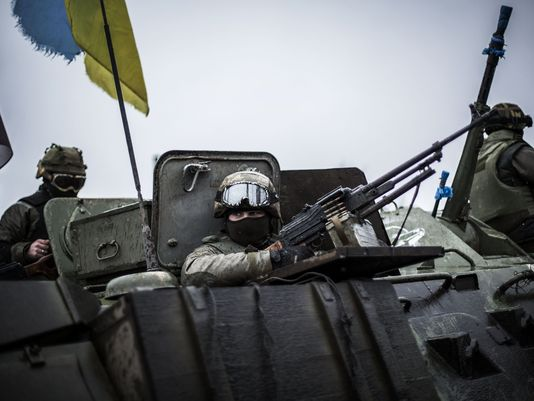 US instructors are in Ukraine to learn how to fight Russia