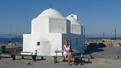 Witam na Eginie!/Welcome to Aegina!