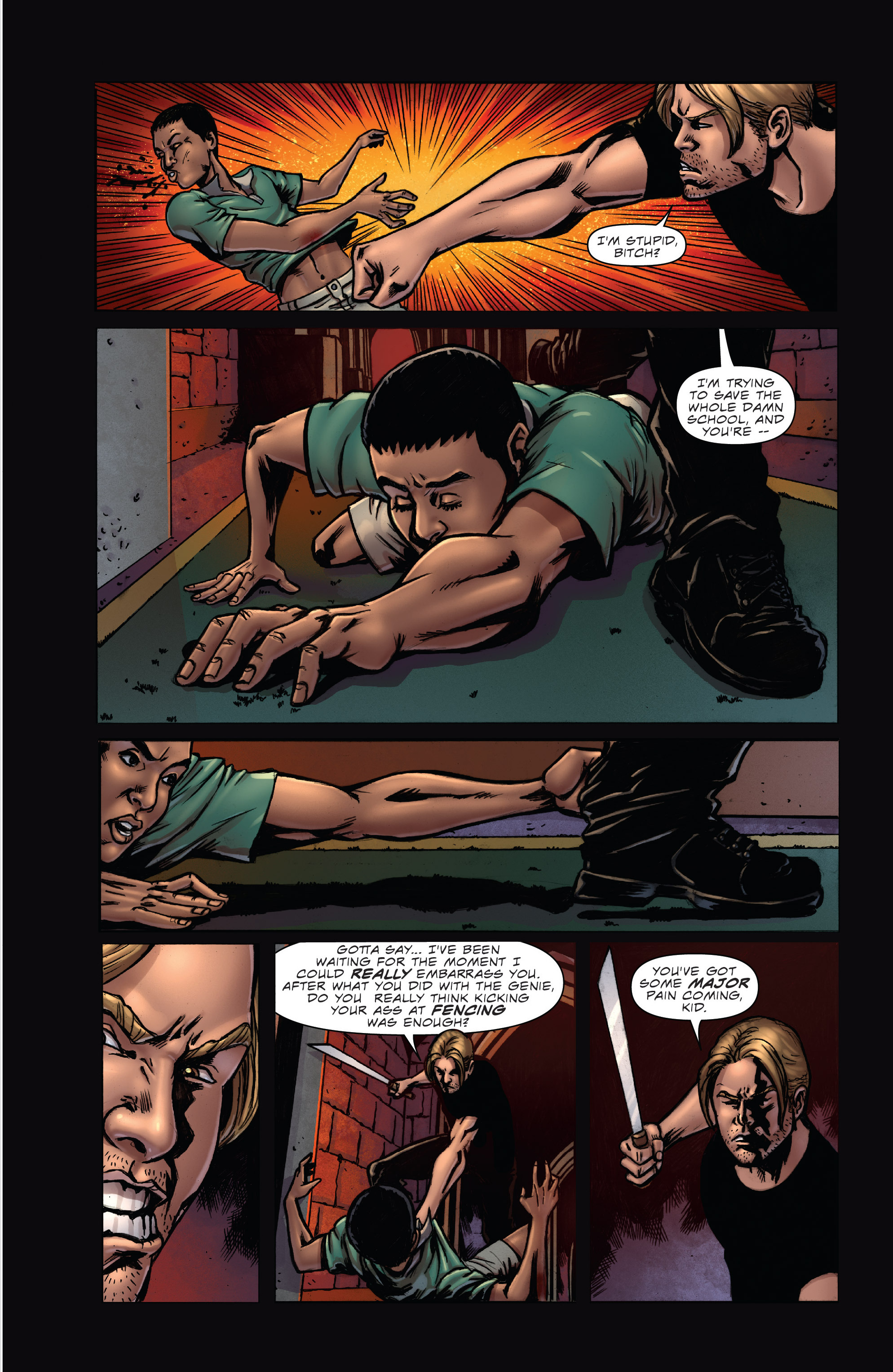 Grimm Fairy Tales (2005) Issue #106 #109 - English 21