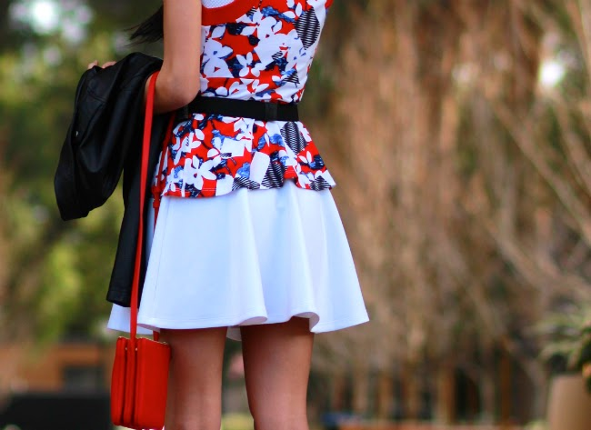 fit and flare skirt dress trend style summer