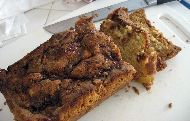 Caramel Apple Bread by freshfromthe.com