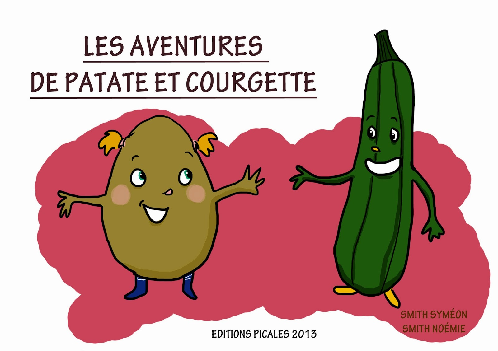 La maison trop picale les aventures de patate et courgette for Aventures de maison