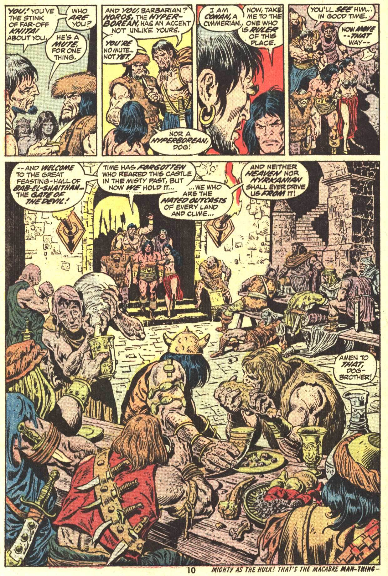 Conan the Barbarian (1970) Issue #27 #39 - English 8