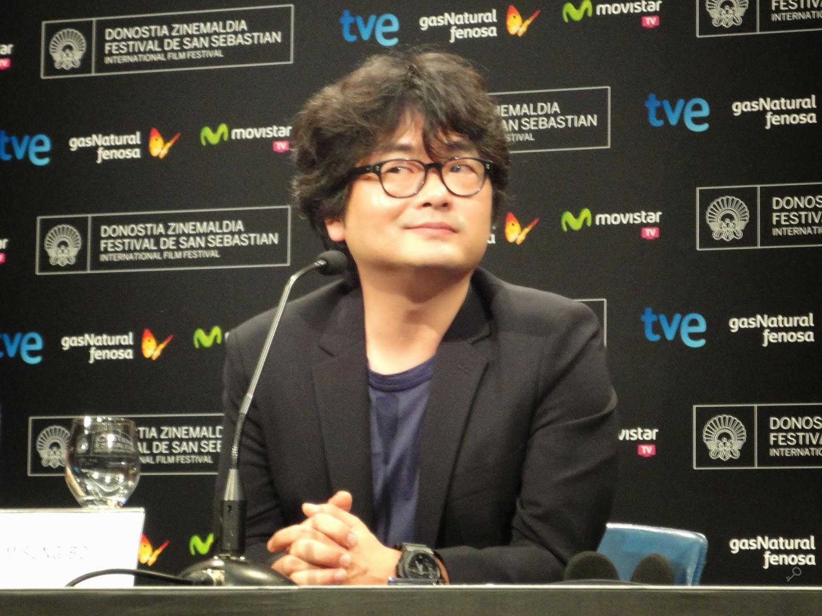 Director Sung-bo Shim - Rueda de prensa de Haemoo