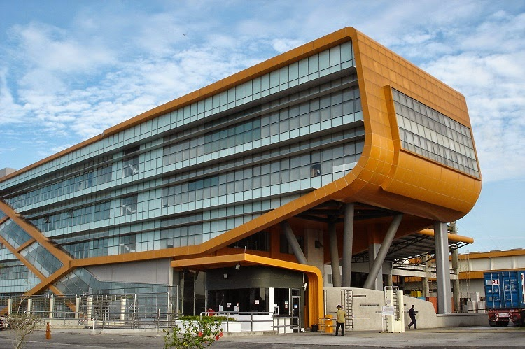 Top 5 architectural firms in singapore for Architecture firms in singapore