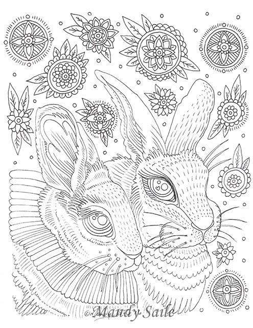 Want Some Free Whimsical Coloring Fun???
