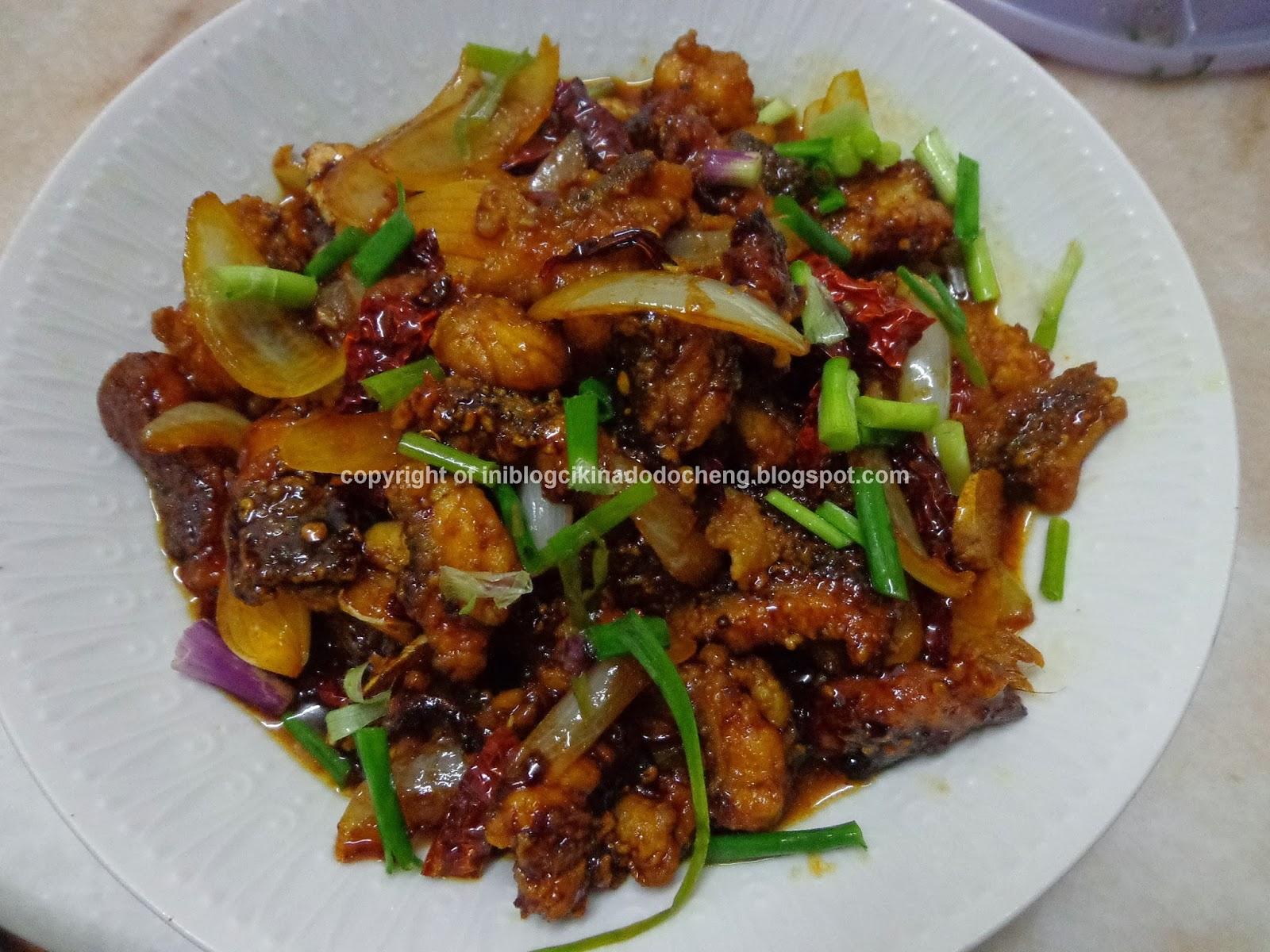 Blog Cik Ina Do Do Cheng: resepi isi ikan kerapu goreng ...