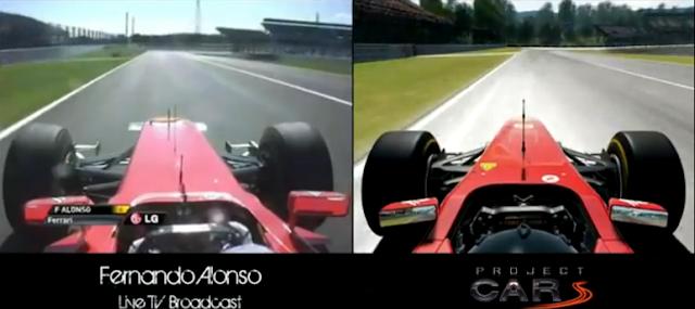 Comparacion de F1 y la realidad