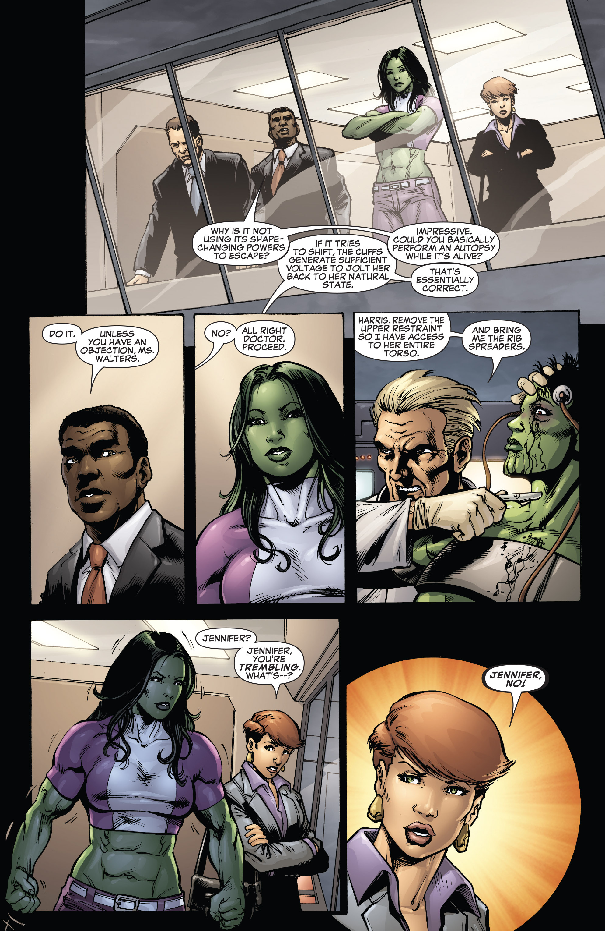 She-Hulk (2005) Issue #38 #38 - English 19