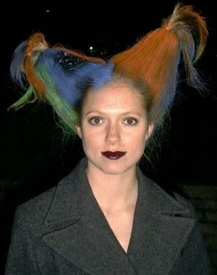 Funny Women Hairstyles