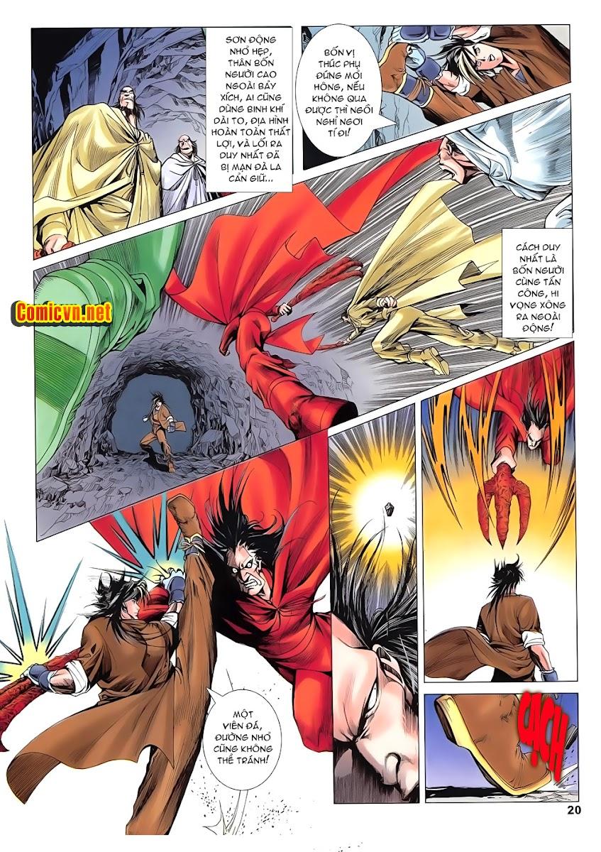Lục Đạo Thiên Thư chap 11 - Trang 18