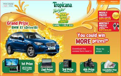 tropicana-contest