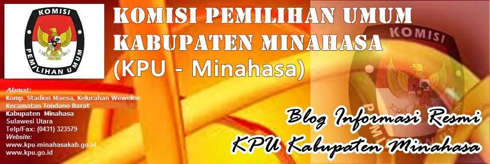 Informasi Publik KPU KABUPATEN MINAHASA