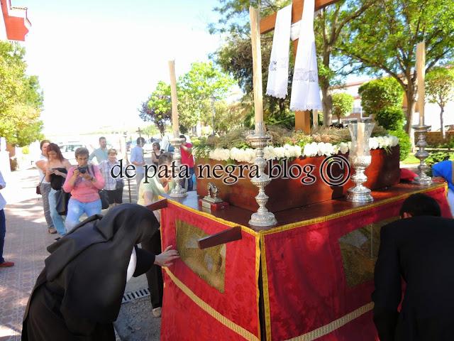 La Cruz de Mayo Infantil 2015