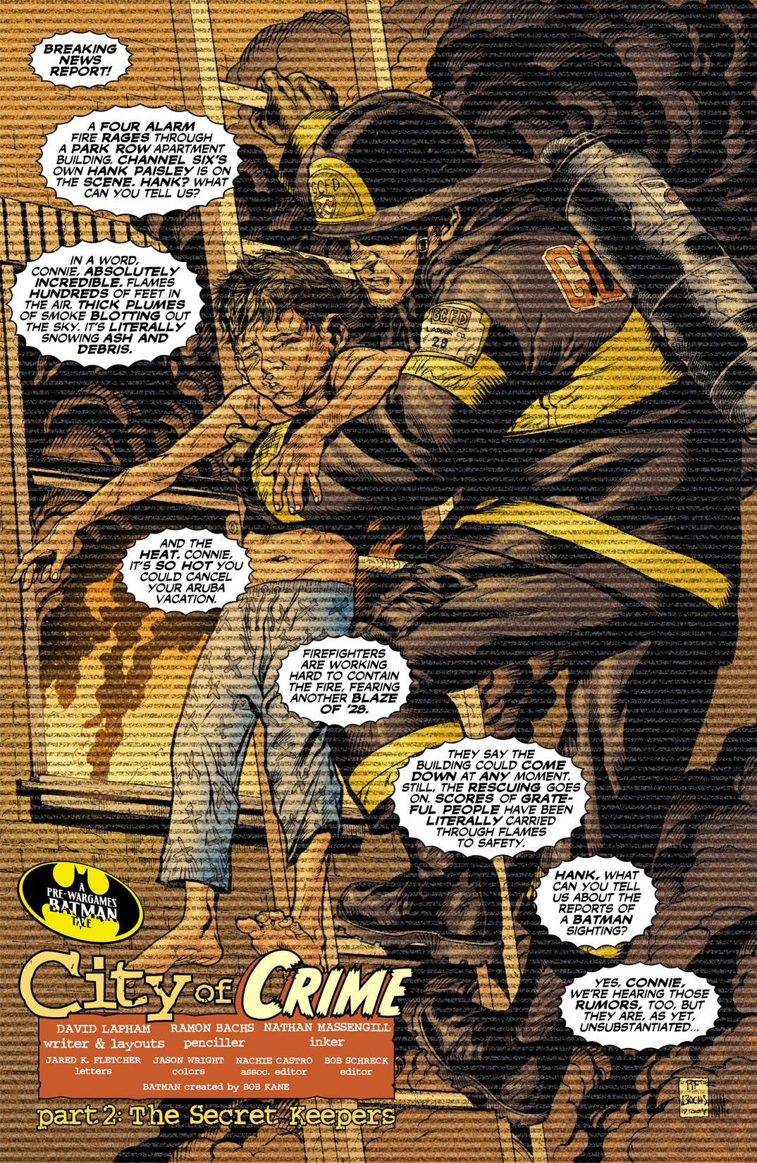Detective Comics (1937) Issue #802 Page 2