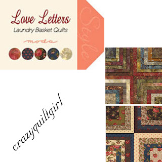 Moda LOVE LETTERS Batiks Quilt Fabric by Laundry Basket Quilts
