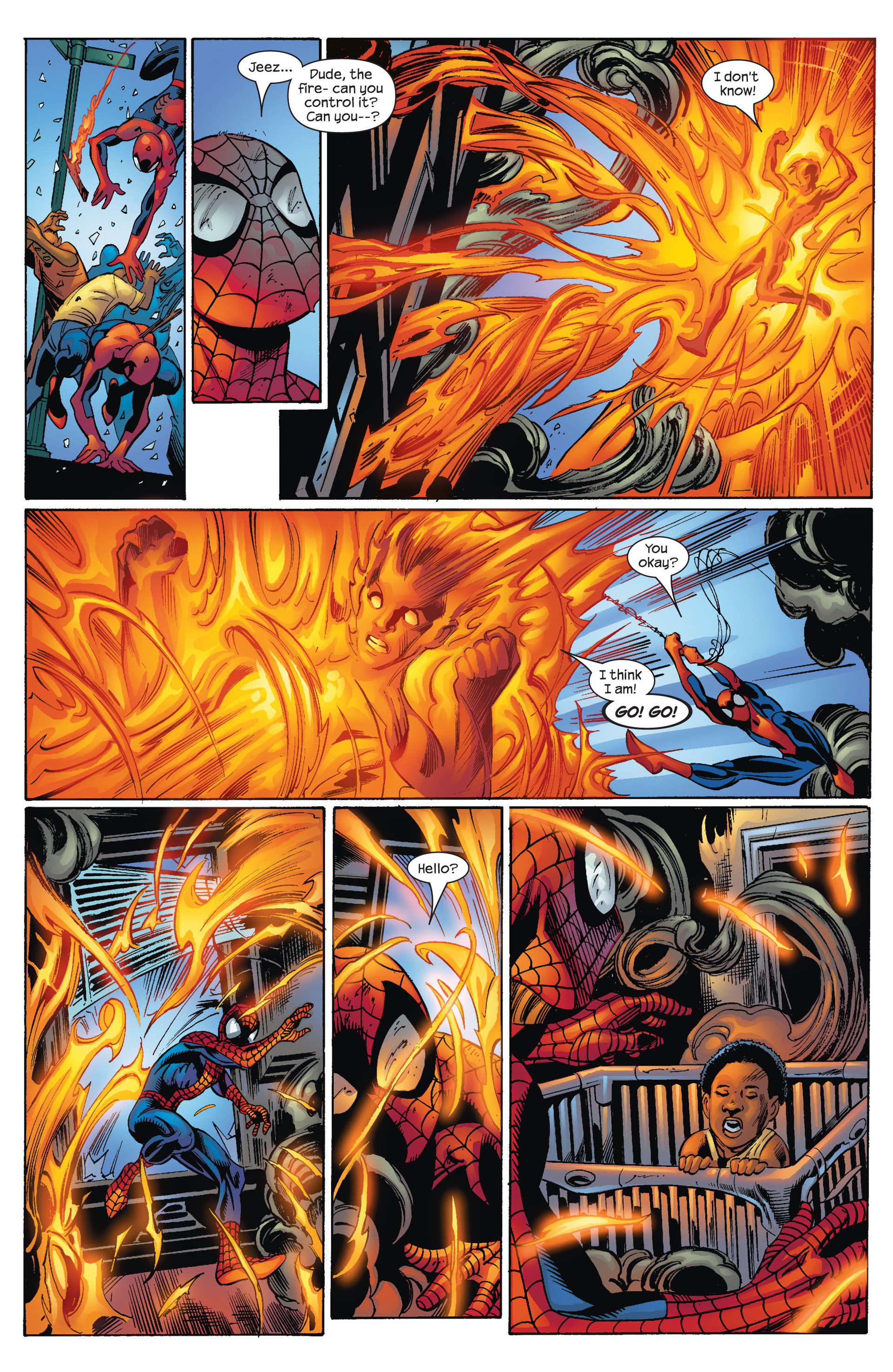 Ultimate Spider-Man (2000) Issue #69 #73 - English 18