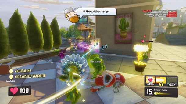 Garden Warfare Xbox 360 Review