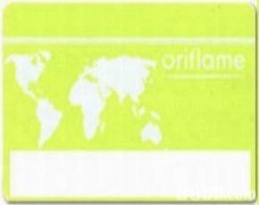 Gambar Kartu Member Oriflame