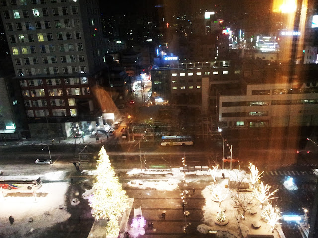 hotels travel selcy courtyard seoul times square