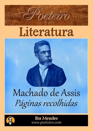 Páginas recolhidas, de Machado de Assis