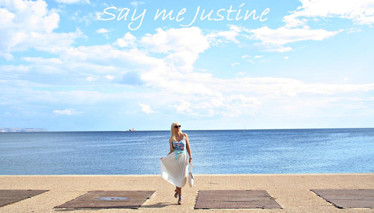 Say me Justine