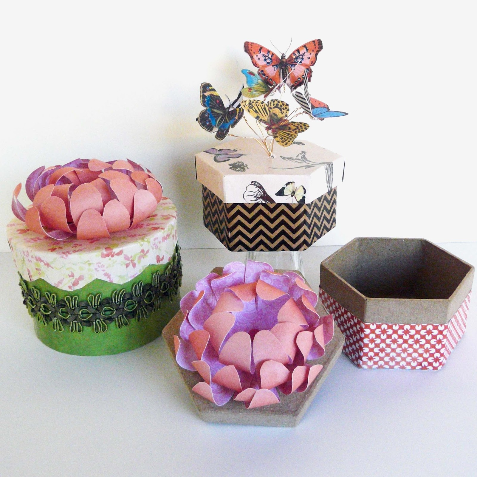 Make mothers day gift boxes pretty gift boxes for the special ladies in your life negle Images