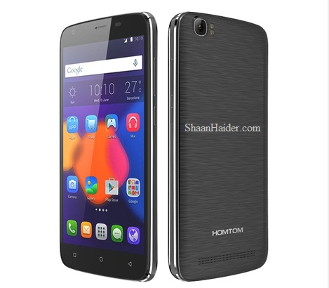 DOOGEE HOMTOM HT6 : Full Hardware Specs and Features