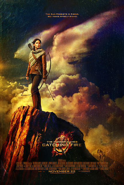 The Hunger Games Catching Fire Teaser Poster
