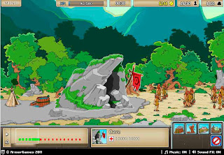 Flash-игра Army of Ages