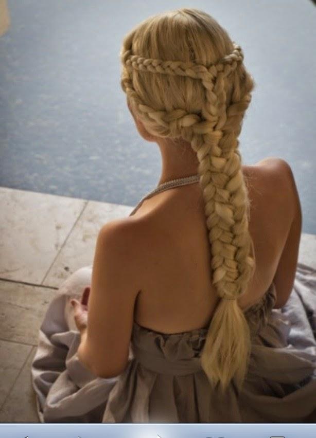 Tresses Daenerys