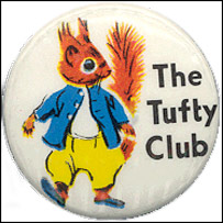 tufty badge,