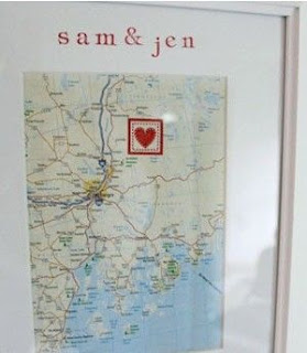Diy Map Wedding Gift : DIY Map Crafts: Beautiful Map Artwork and Do-it-Yourself Map Crafts ...