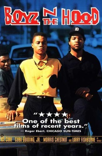 Boyz n the Hood (BRRip 1080p Ingles Subtitulada) (1991)