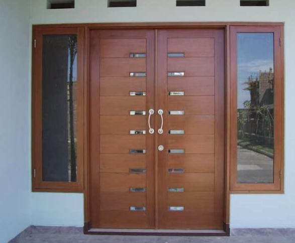 Model Pintu Rumah Minimalis ~ Model Rumah Minimalis