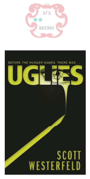 Scott Westerfeld, Uglies, Uglies Book Review, Uglies Reviews, Book Reviews, YA Book Reviews, Teen Book Reviewing