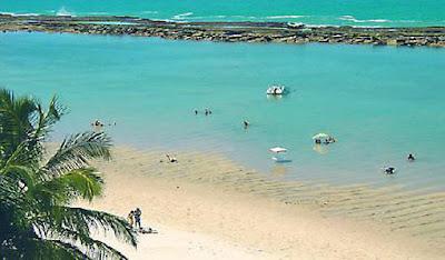 Imagens de Praias mais Bonitas do Brasil