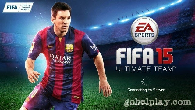 Download FIFA 15 Ultimate Team Apk Android | Football Game
