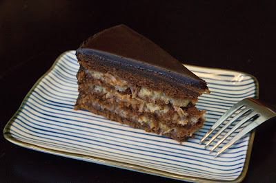 German Chocolate Cake Filling Without Eggs