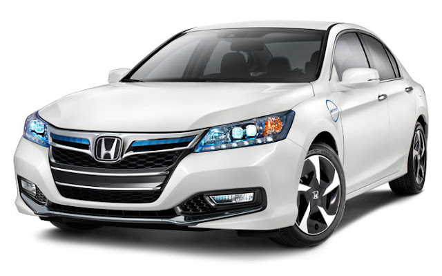 2014 Honda Accord Plug-in