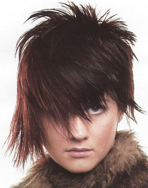 rocker girl hairstyles : Go Back > Gallery For > Short Rocker Hairstyles For Girls
