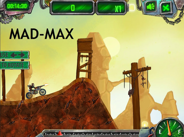 nice Perfect Mad-Max game