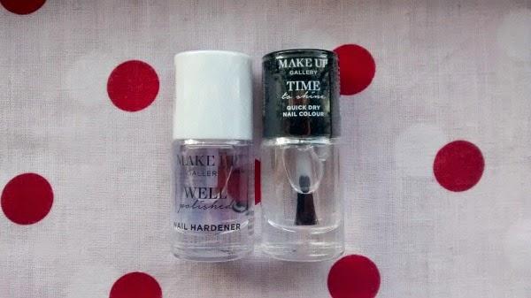 Make Up Gallery Nail Polish