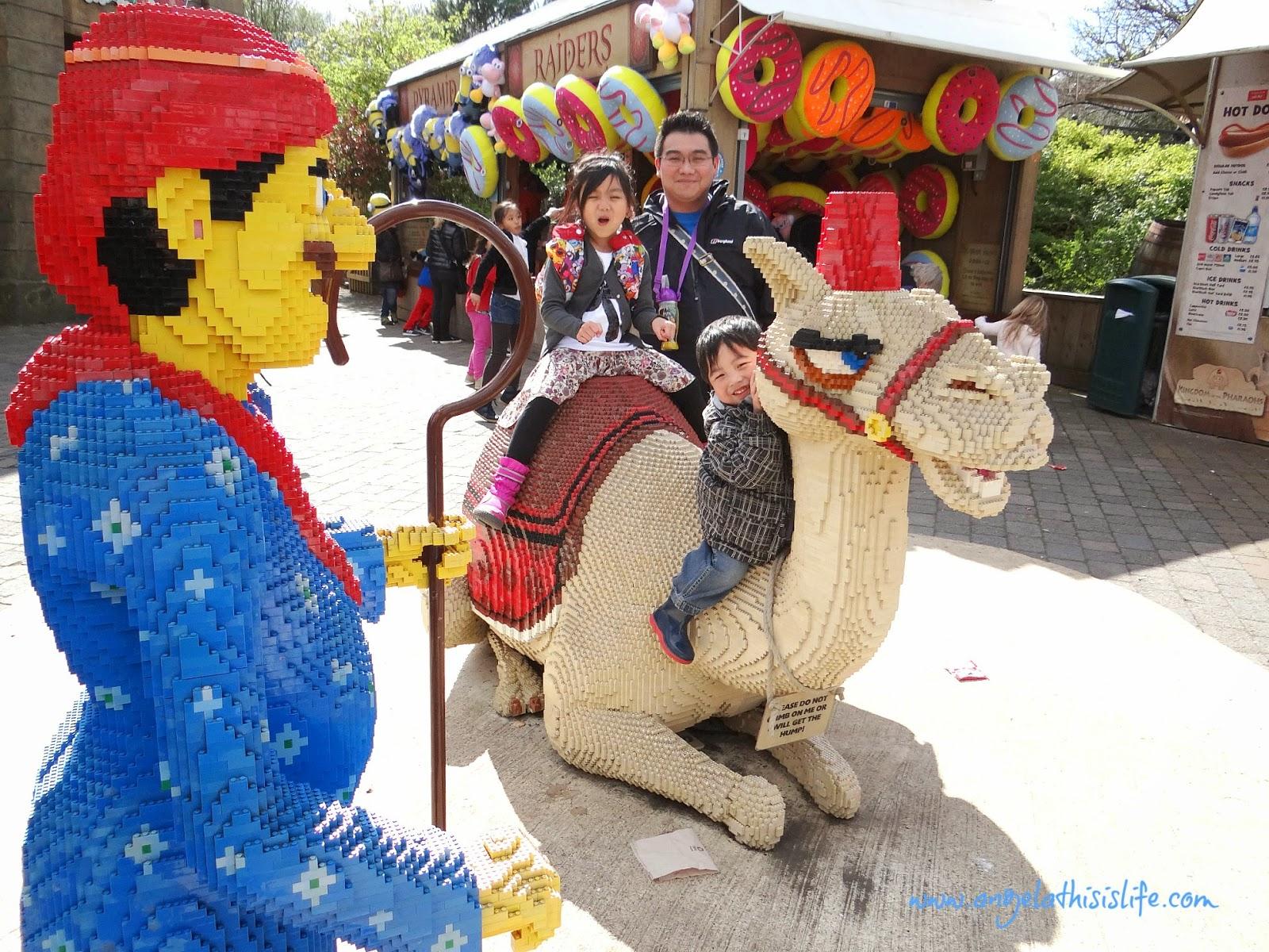 Legoland Windsor 2014, Legoland Windsor Easter, Legoland Windsor Kingdom of Pharaohs