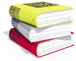Knjige o grafičkom dizajnu i Adobe proizvodima