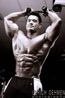 Richy Chan, Bodybuilder and Fitness Model