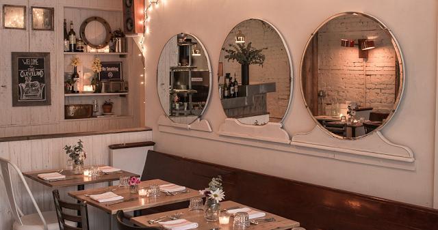Desestr sate restaurante cleveland en el soho ny tr s for Blog interiorismo decoracion